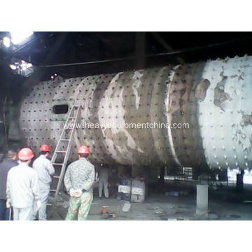 Clinker Ball Mill For Cement Grinding Plant