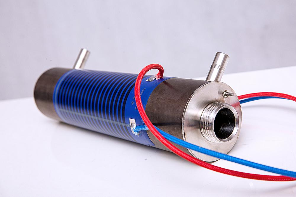 280VDC thick film heater for electric vehicle