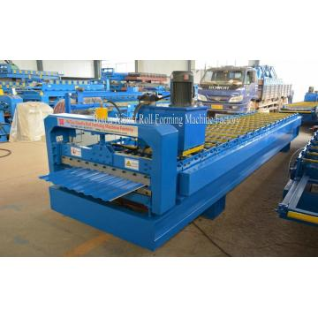Wide Style Rolling Shutter Door Roll Forming Machine