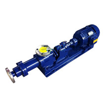 I-1B series  corrosion resistant thick slurry pump