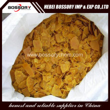 OEM for Sodium Hydrosulfide Yellow Flakes Sodium Hydrosulphide NaHS for Leather Tanning export to Netherlands Factories