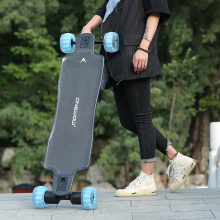 Super sleed design carbon fiber skateboard