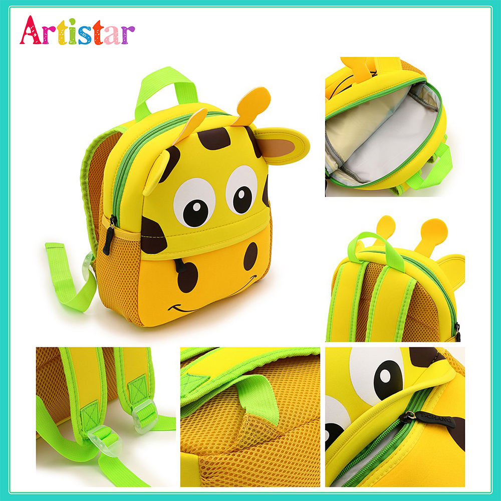 Cartoon Modelling Backpack 03 6