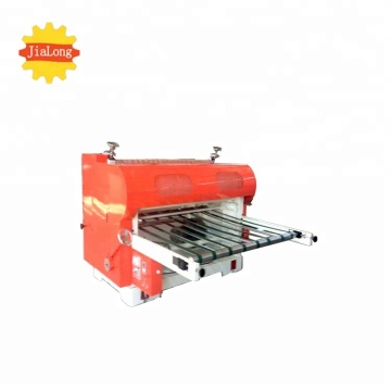 NC single facer paperboard slitter cutter machine