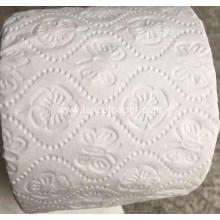 embossed bathroom tissue