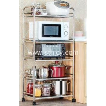 Factory Direct kitchen Stailness Steel Multifunctional Shelf