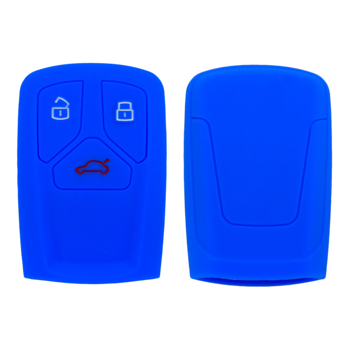 Silicon Car Key Cover Audi B9