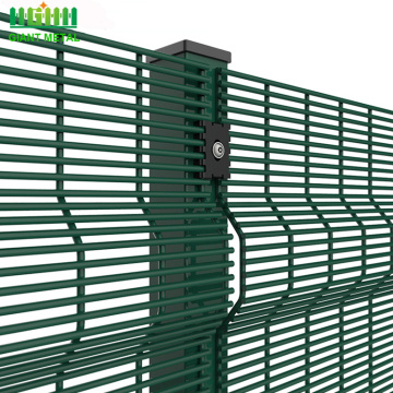 High Security welded Fence galvanized 358 Fence