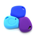 1 Button silicon car key cover for Renault
