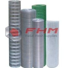 Galvanized Welded Wire Cloth with 18 Gauge Wire