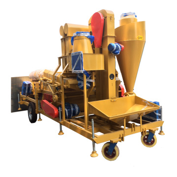 White Sesame Seed Cleaning Machine Agricultural Machine