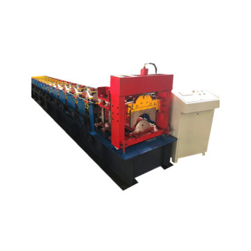 Best sale India Ridge cap tile forming machine