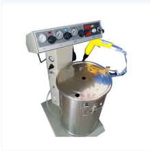 Cheap for Manual Powder Coating Machine Electrostatic powder coating spray gun export to Qatar Suppliers