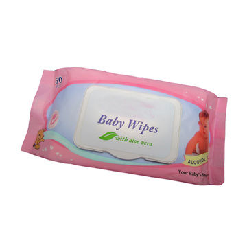 Pure Cotton Natural Baby Wipes For Sensitive Skin