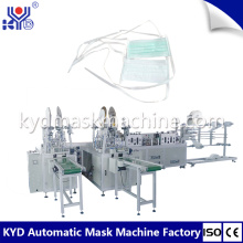 Hot sale face mask machine high-speed