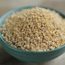 Natural white sesame seed India origin