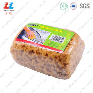 Grout car polish cleaning sponge
