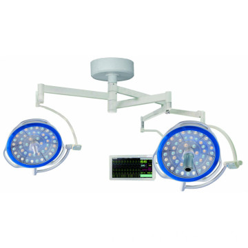 Shadowless round type surgical lamp