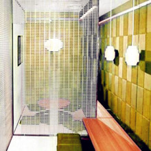 Galvanized  Stainless Steel Grating Partition Panels