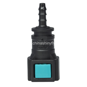A0 Conductive quick connector 6.30-ID3 Straight