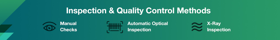 Inspection and Quality Control Methods