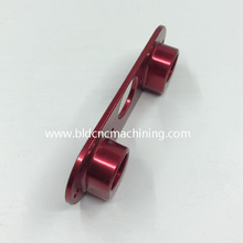Precision CNC Machined Aluminium Parts For Telescope