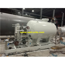 Best Quality for 3 Tons Lpg Skid Mounted Station 5000L Used LPG Skid Stations export to Malaysia Suppliers