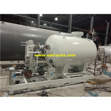 5000L Used LPG Skid Stations