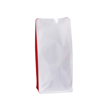 Customized High Quality Quad Seal Bag with Zipper