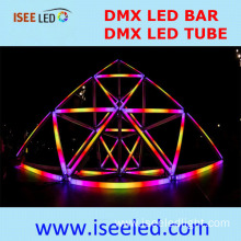 Colorful DMX512 RGB LED Tube Light Music Sync