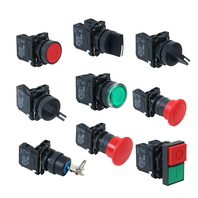XB5 series Plastic Pushbutton Switch