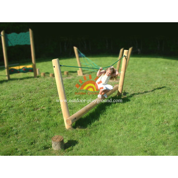 Balance Walking HPL Playground Equipment For Kids