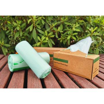 On Roll High Strength Compostable Kitchen Garbage Bags