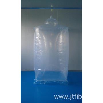 One ton transparent PE liner