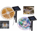 Garden Solar String Lights Walkway Outdoor