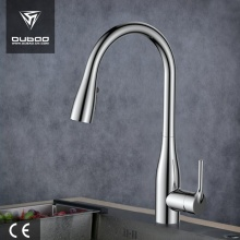 Modern Countertop One Handle Kitchen Sink Mixer Faucet