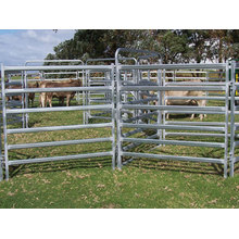 galvanized pipe horse fence panels export