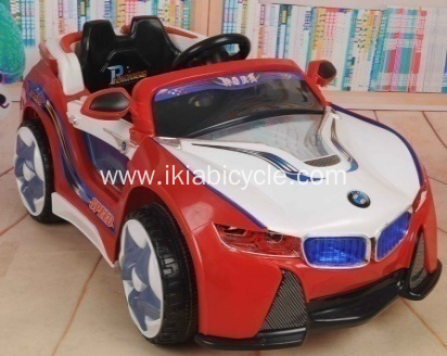 Electric Ride On Car with Flash Light