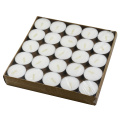 Australia 8 hours tealight candle packaging 50
