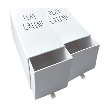 OEM Custom White Drawer Paper Box for Phone