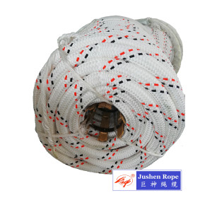 ODM for China Polypropylene Rope,Polypropylene Rope Strength,White Polypropylene Rope Manufacturer Polypropylene Multifilament Double Braided Rope supply to Cuba Exporter