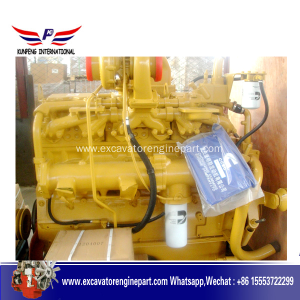 Rapid Delivery for Cummins Nt855 Engine NTA855 cummins diesel engine for Shantui SD22 bulldozer supply to China Taiwan Manufacturers