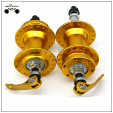 32H/36H fixed gear bike road bike aluminum alloy hub & quick release