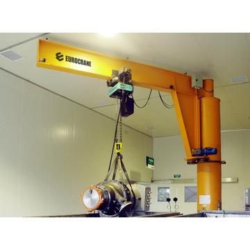 Wall-mounted jib crane 1t