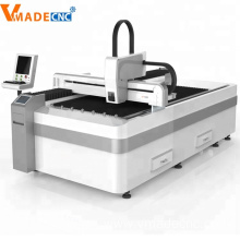 Stainless Steel 1000W CNC Fiber Laser Cutting Machine