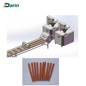 Automatic Beef Jerky Stick Making Machine