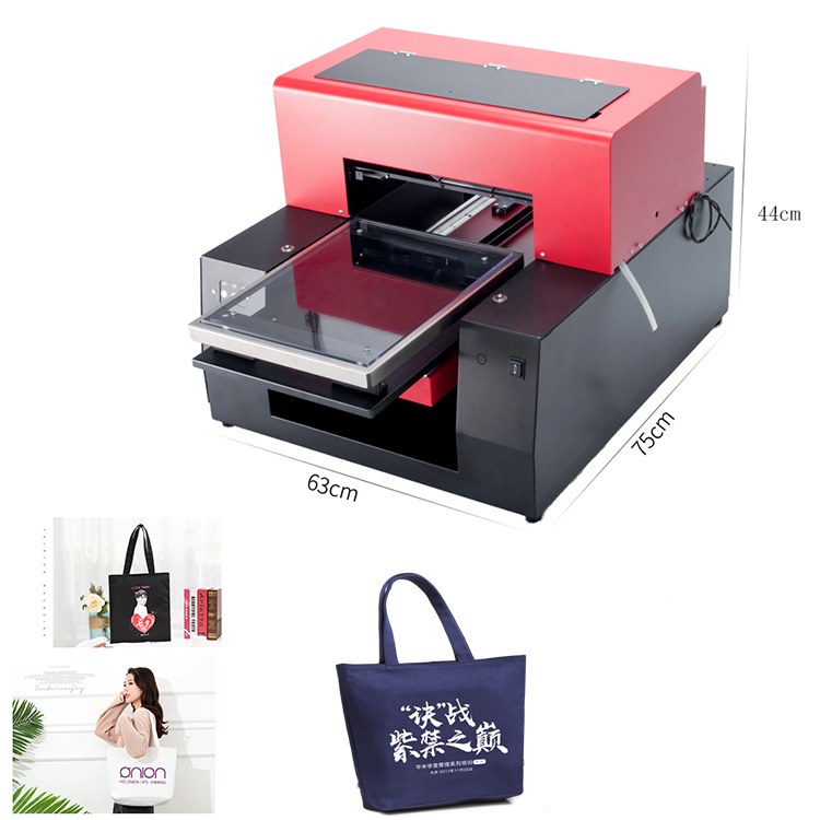 Easy Carrying Textile Printer A3