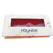 Wholesale Empty Private Label Eyelash Packaging Boxes