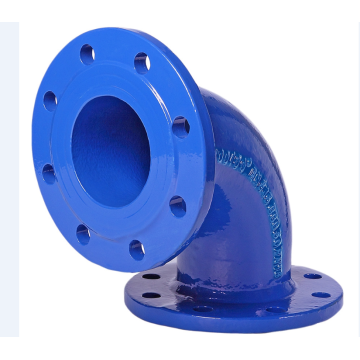 Ductile Iron double Flange Bend Adaptors