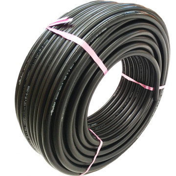 Flame resistant and anti-spark LPG gas hose